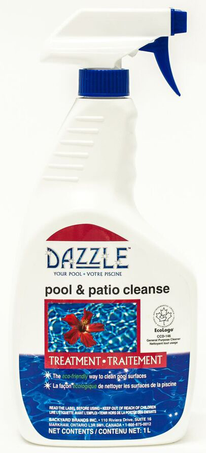 Pool & Patio Cleanse