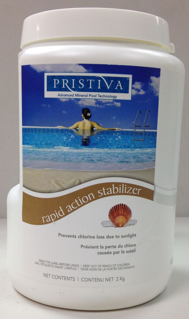 Pristiva Rapid Action Stabilizer Mayfair Pools