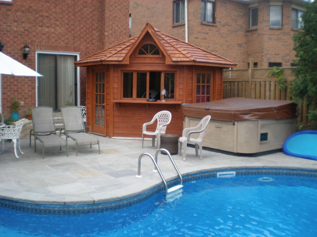 Perfect Swimming Pool Design And Construction - Mayfair Pools Markham CR21