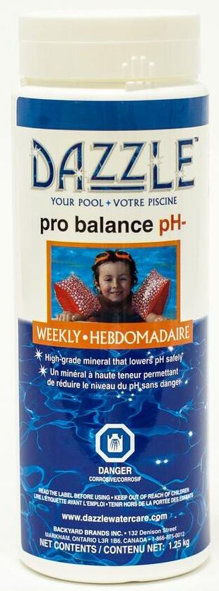 Pro Balance pH-